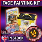 SNAZAROO FACE PAINT PAINTERS FACE PAINTING KIT